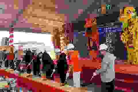 Khởi công Tổ hợp Giáo dục - Trí tuệ nhân tạo quy mô lớn của FPT tại Bình Định