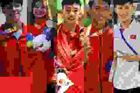 5 vận động viên 10x thành tích cao, đầy triển vọng của thể thao Việt Nam