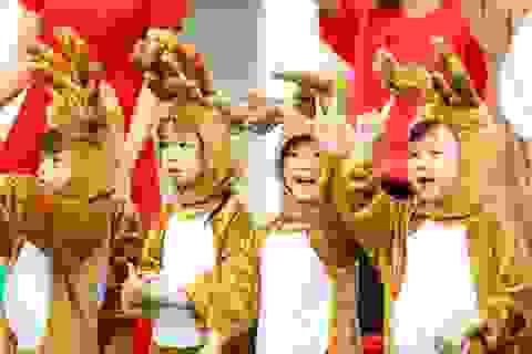 """Học sinh Royal School khoe tài năng âm nhạc, nô nức """"trẩy hội Giáng sinh"""" 2019"""