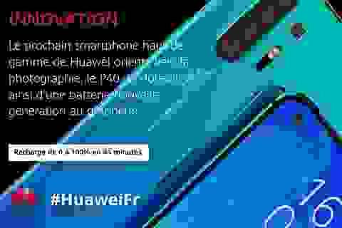 Huawei P40 Pro sẽ được trang bị công nghệ pin mới, an toàn và sạc siêu nhanh?