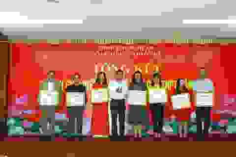 Nghệ An: Tuyên dương 42 giáo viên xuất sắc đạt điểm cao hội thi giáo viên dạy giỏi tỉnh