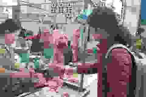 Đà Nẵng tăng điểm bán bình ổn giá thịt heo dịp Tết Nguyên đán