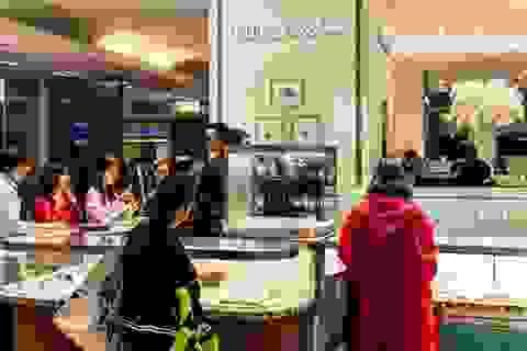 Những sinh viên giàu có Trung Quốc đang định hình lại ngành công nghiệp bán lẻ phương Tây
