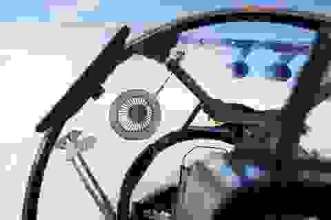 Màn tiếp liệu ngoạn mục của máy bay quân sự Nga ở độ cao 6.000 mét