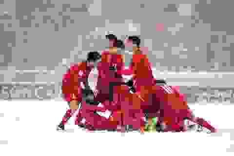 AFC nhắc lại chiến tích lịch sử của U23 Việt Nam tại Thường Châu