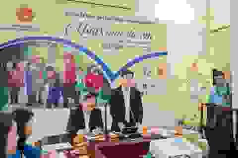 Phát động mùa 13 của chương trình đã huy động hơn 1.100 tỷ đồng hỗ trợ trẻ em