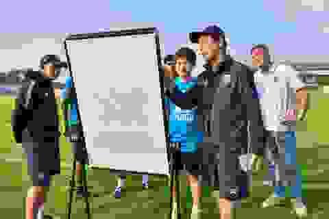 """HLV Akira Nishino: """"U23 Thái Lan đặt mục tiêu cao ở giải U23 châu Á"""""""