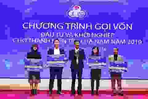 Trao 15 tỷ đồng vốn đầu tư khởi nghiệp cho 4 dự án của thanh niên Hà Nam