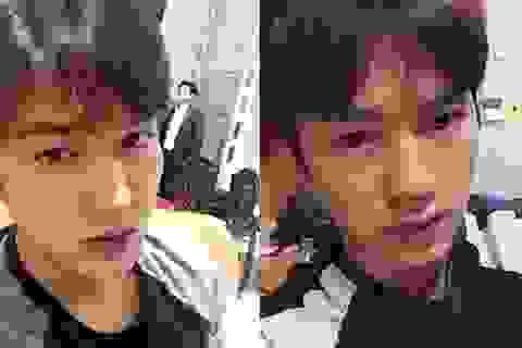 """Chàng trai Quảng Bình """"gây thương nhớ"""" vì  giống diễn viên Hàn Quốc Lee Min Ho"""