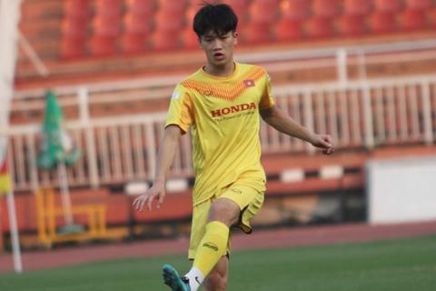 """Hoàng Đức: """"U23 Việt Nam sẽ cố gắng đến trận đấu cuối cùng của giải"""""""