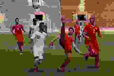 Đối thủ U23 Việt Nam hòa Saudi Arabia trước thềm VCK U23 châu Á