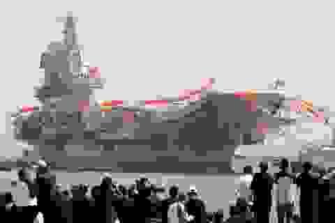 Điểm yếu kìm hãm tham vọng tàu sân bay của Trung Quốc