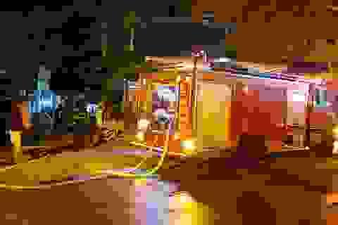 Cháy homestay tại Phú Quốc, 2 người chết, nhiều người bị thương