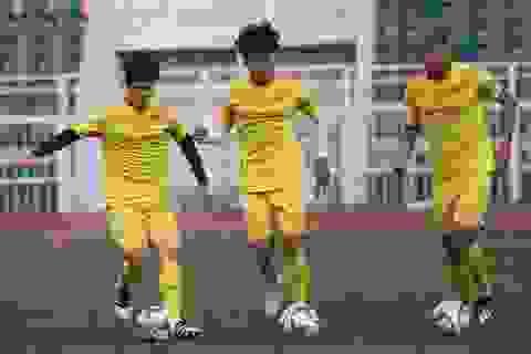 HLV Park Hang Seo loại 3 cầu thủ trước giải U23 châu Á