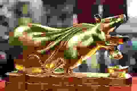 Chơi Tết sang, đại gia xuống tay 3 triệu rinh chuột vàng
