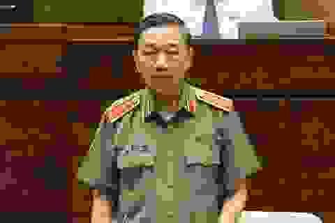 Bộ trưởng Công an nói về 5 bài học trong công tác phòng, chống tội phạm