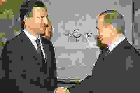 Cựu Ngoại trưởng Italy tiết lộ sự hiếu khách của Tổng thống Putin