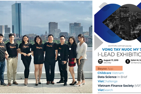 Nhóm trí thức trẻ xây mạng xã hội hẹn hò, kết nối cộng đồng người Việt nước ngoài