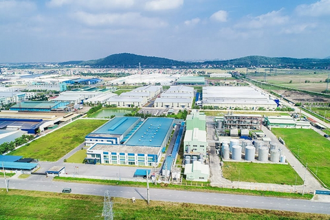 """Giáp ranh khu công nghiệp công nghệ cao, KĐT Hải Quân Tam Giang """"ghi điểm"""" với nhà đầu tư"""