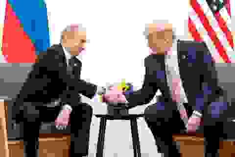 Ông Putin cảm ơn ông Trump giúp Nga phá âm mưu khủng bố
