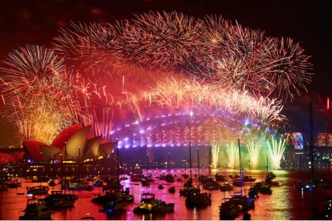 Tranh cãi về pháo hoa đêm giao thừa tại Australia