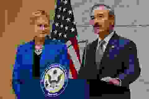 Đại sứ Mỹ tại Hàn Quốc gây tranh cãi vì để ria mép