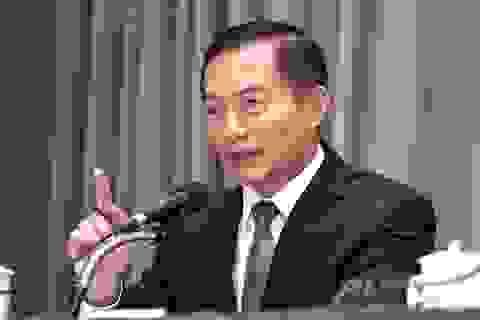 Chỉ huy lực lượng vũ trang Đài Loan mất tích