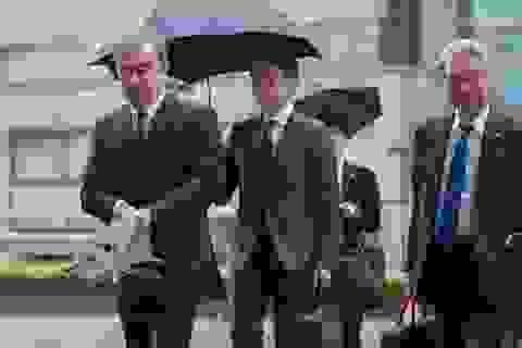 Cựu chủ tịch Nissan bị Interpol truy nã