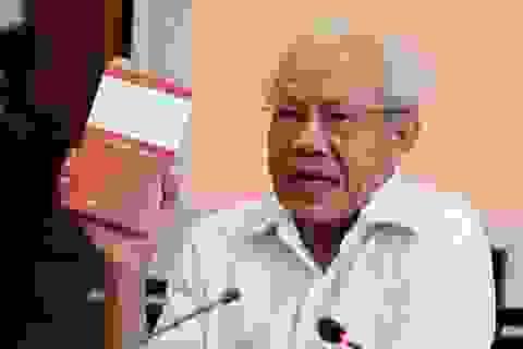 Ngày mai 3/1, Bộ GD&ĐT đối thoại về sách công nghệ của GS Hồ Ngọc Đại
