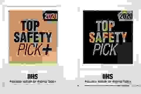 IIHS nâng tiêu chí xếp hạng an toàn từ năm 2020