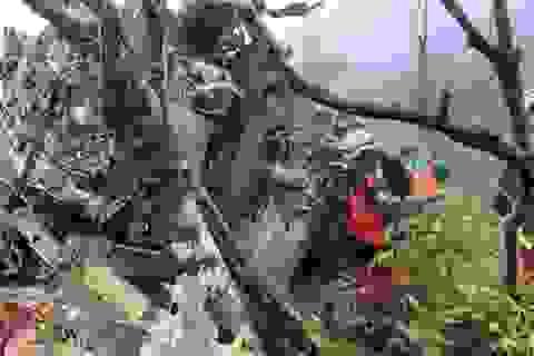 Chỉ huy lực lượng vũ trang Đài Loan thiệt mạng vì tai nạn trực thăng Black Hawk