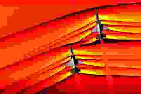 NASA chụp được những bức ảnh đầu tiên về hợp nhất sóng xung kích siêu âm