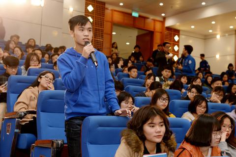 Trường ĐH Kinh tế quốc dân đưa ra một loạt điểm mới trong tuyển sinh 2020