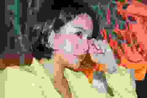 """Thái Trinh """"không muốn nhìn mặt"""" Quang Đăng sau chia tay"""