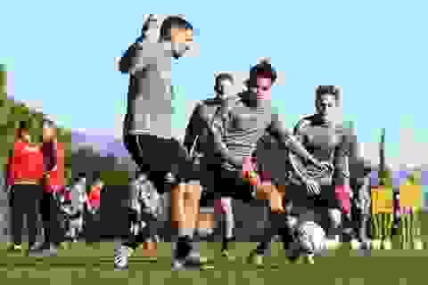 Đoàn Văn Hậu tập luyện cùng SC Heerenveen tại Tây Ban Nha