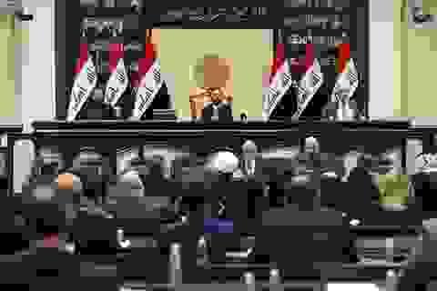 Iraq yêu cầu nước ngoài rút quân sau vụ Mỹ giết tướng Iran