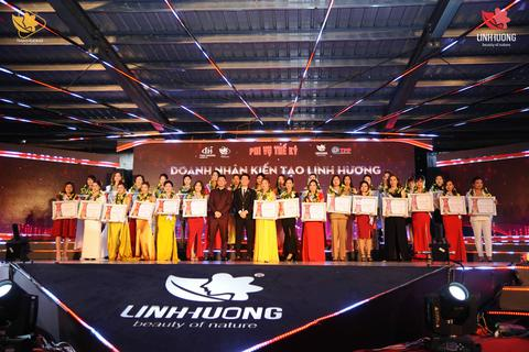 Mỹ phẩm Linh Hương tổ chức đại tiệc tri ân khách hàng