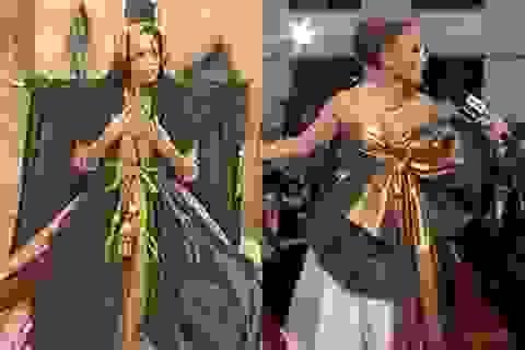 "Jennifer Lopez lọt top ""sao"" mặc xấu tại lễ trao giải Quả Cầu Vàng"