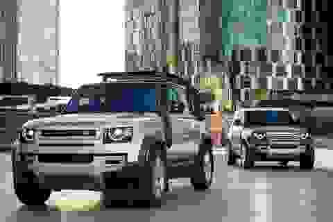 Vì sao Land Rover chọn triển lãm công nghệ CES 2020 để giới thiệu Defender mới?
