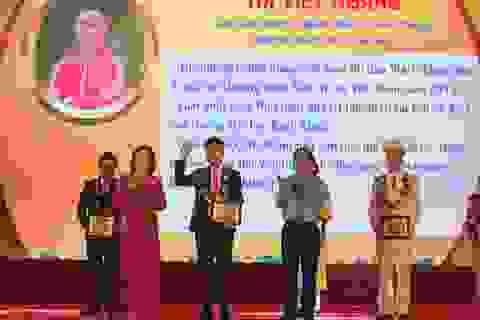 Vinh danh 10 Gương mặt trẻ Thủ đô tiêu biểu 2019