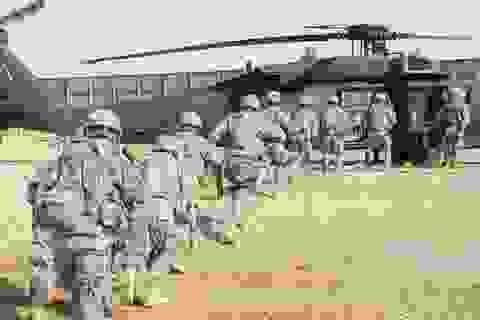 """Mỹ gửi nhầm """"thư nháp"""" thông báo rút quân sau khi dọa trừng phạt Iraq"""