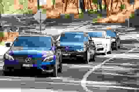 Cuộc soán ngôi ngoạn mục trên thị trường xe sang Mỹ