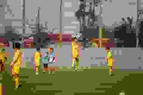 U23 Việt Nam luyện bóng bổng, sẵn sàng đấu U23 UAE trận ra quân