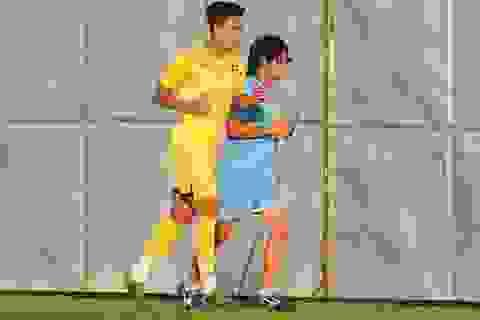 HLV Park Hang Seo nhận tin không vui trước trận gặp U23 UAE
