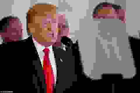 Ông Trump gây tranh cãi vì đổ lỗi cho ông Obama về vụ tấn công của Iran