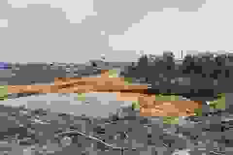 Doanh nghiệp khai thác trái phép 6 hầm đất sẽ bị phạt 35 tỉ đồng?