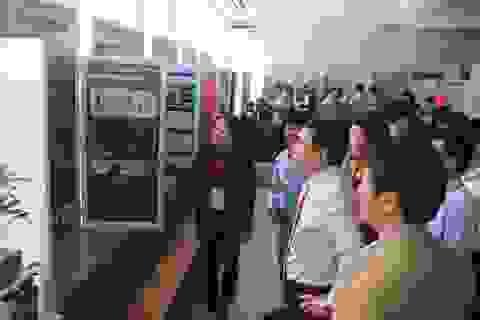 Quảng Trị: Hơn 100 dự án của học sinh trung học tham gia cuộc thi Khoa học kỹ thuật