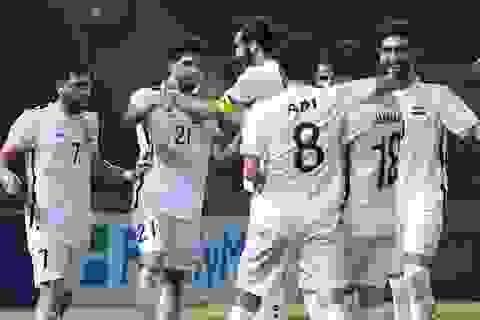 U23 Qatar 2-2 U23 Syria: Cầm vàng để vàng rơi