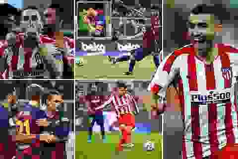Vượt qua Barcelona, Atletico tiến vào chung kết gặp Real Madrid