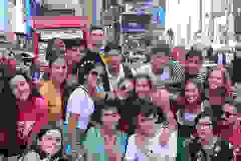 Cậu học trò từng trượt đội tuyển học sinh giỏi và hành trình đến New York